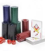 """Набор для покера """"Linge"""" в кейсе 2"""