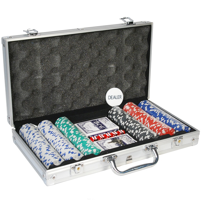 """Набор для игры в покер """"Professional Poker Set"""""""