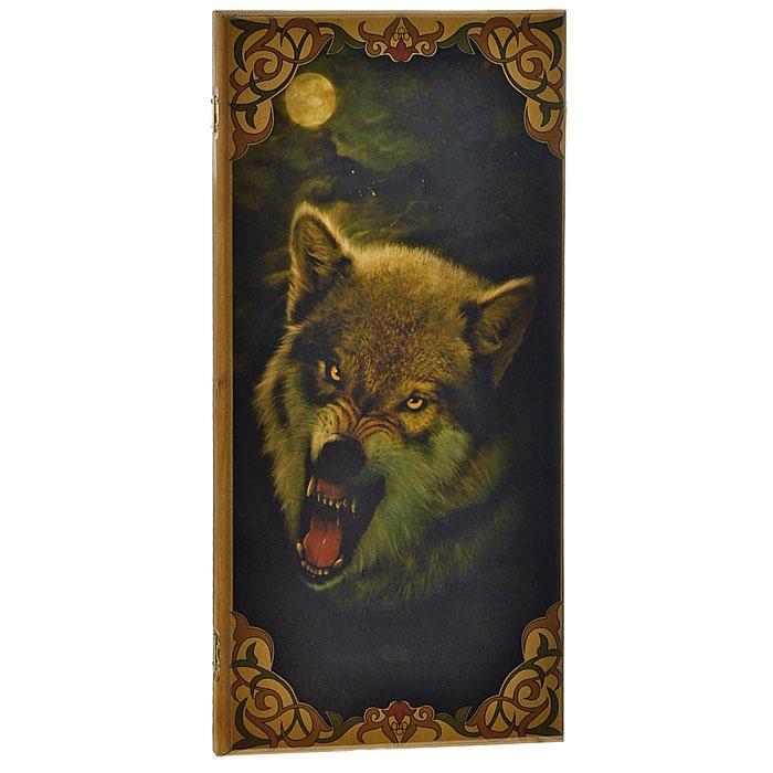 """Нарды большие """"Волк"""""""