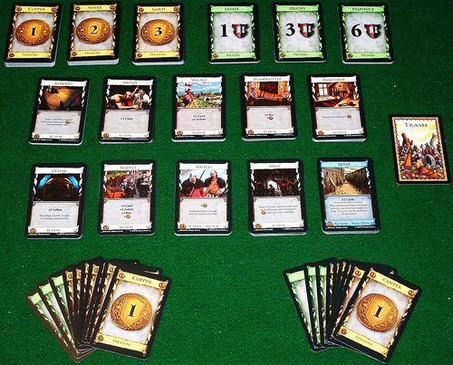Настольная игра Доминион (Dominion) 5