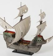 """Сборная модель Корабль-призрак """"Летучий голландец"""" 4"""