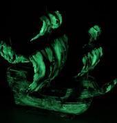 """Сборная модель Корабль-призрак """"Летучий голландец"""" 3"""