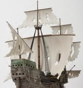 """Сборная модель Корабль-призрак """"Летучий голландец"""" 10"""