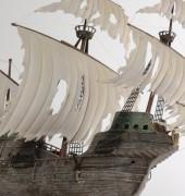 """Сборная модель Корабль-призрак """"Летучий голландец"""" 6"""