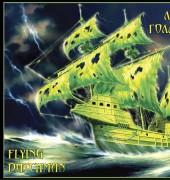 """Сборная модель Корабль-призрак """"Летучий голландец"""""""