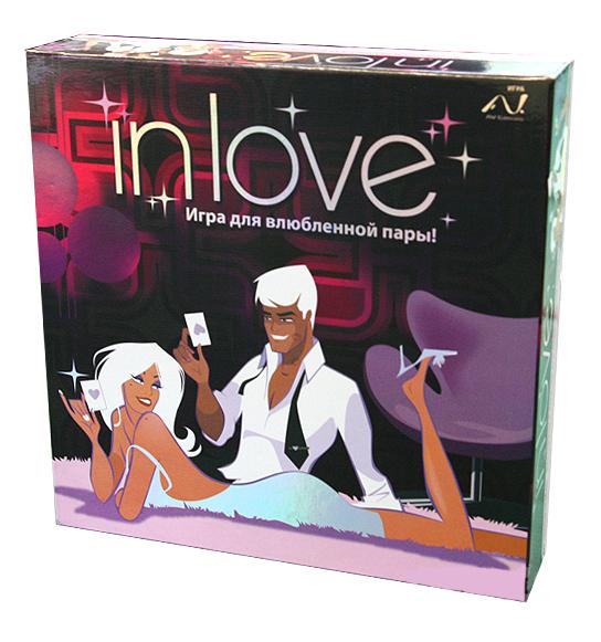 Настольная игра In Love (Игра для влюбленной пары)