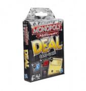 Monopoly. Миллионер DEAL. Карточная игра