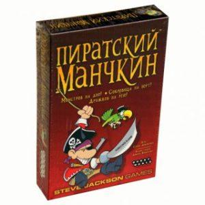 Пиратский Манчкин