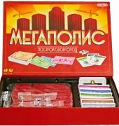 Настольная игра Мегаполис 4