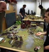 warhammer настольная игра