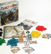 Ticket to Ride: Европа 1