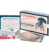 Континенты. Дополнение к Настольной Игры Эволюция 2