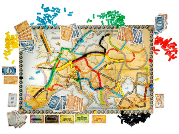 Ticket to Ride: Европа 5