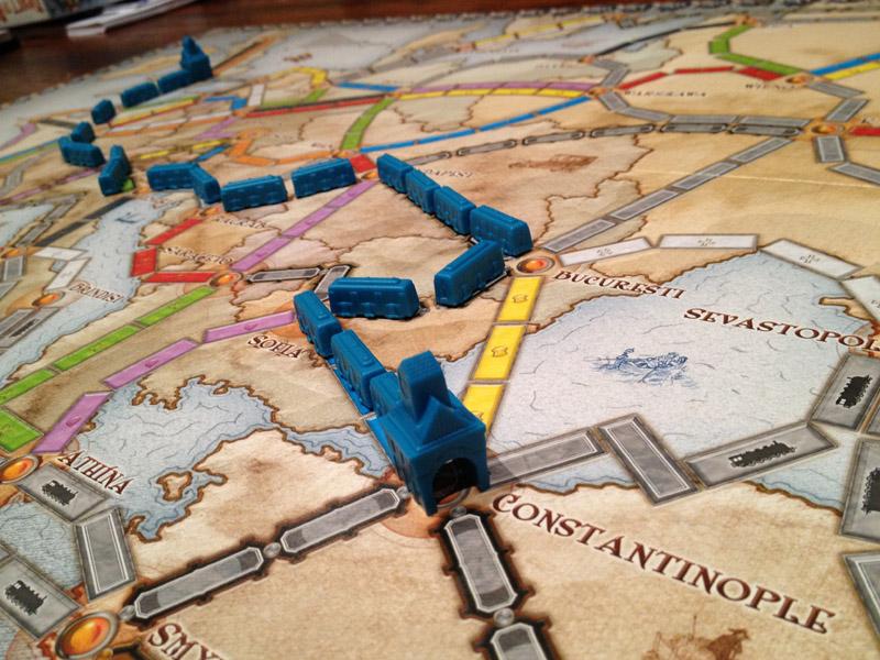 Картинки по запросу ticket to ride: europe