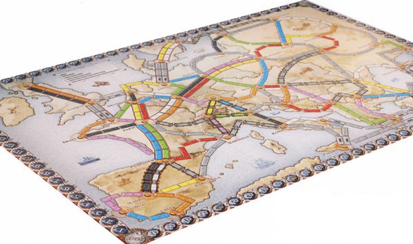 Ticket to Ride: Европа 3