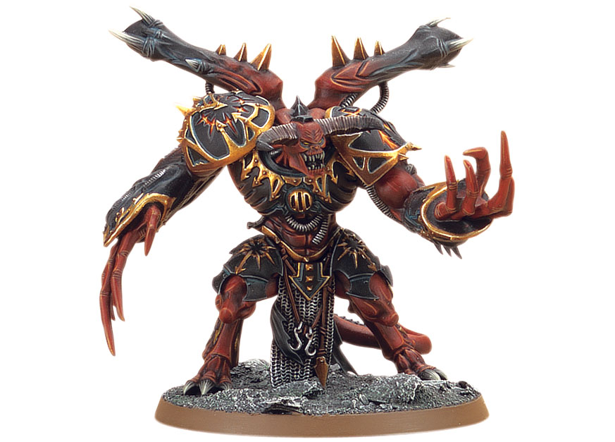 Вархаммер: демон хаоса