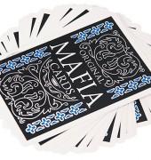 Карты для игры в Мафию (пластиковые) 2