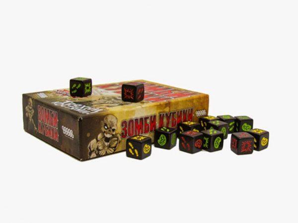 Зомби Кубики 3