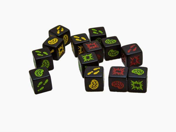 Зомби Кубики 2