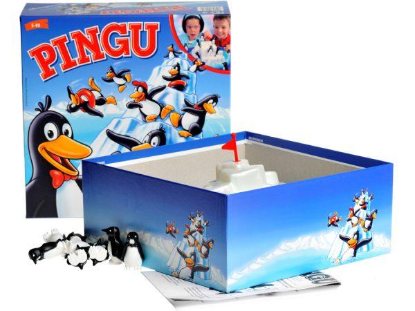настольная игра Пингвины на льдине 1