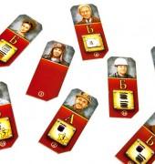 настольная игра Русские Железные Дороги 1
