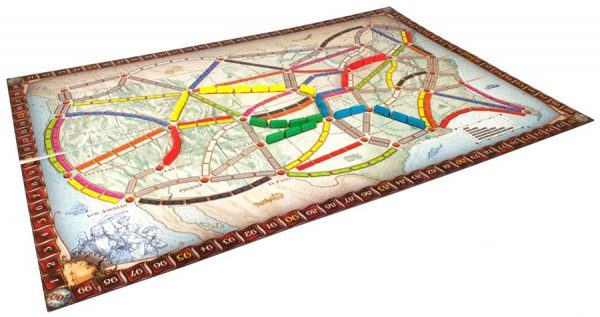 Ticket to Ride: Америка 1