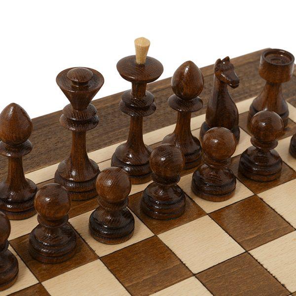 Шахматы + Нарды резные 40, Haleyan 5