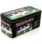 Наборы для покера 200 фишек 2