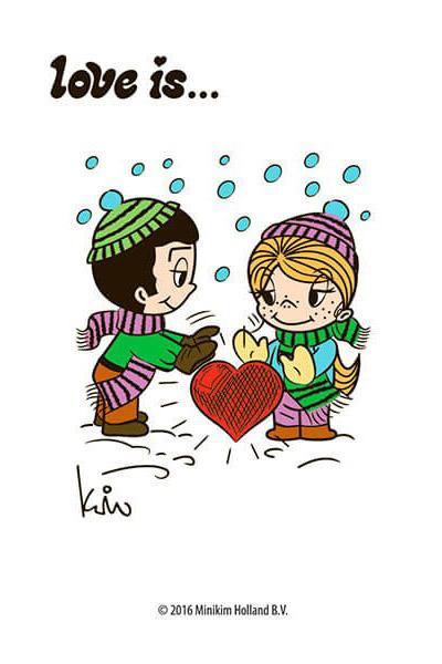 Настольная игра Love is... Шалости
