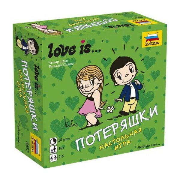 Настольная игра Love is… Потеряшки