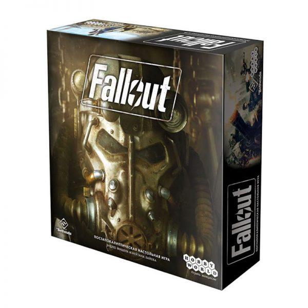Fallout Настольная игра