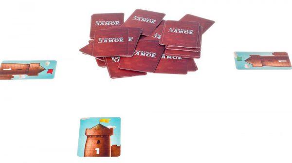 Королевский Замок настольная игра