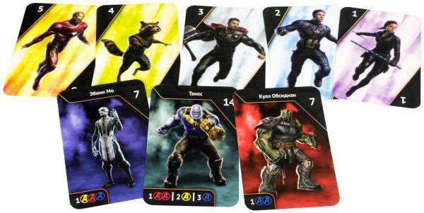 Мстители: Финал. Битва с Таносом