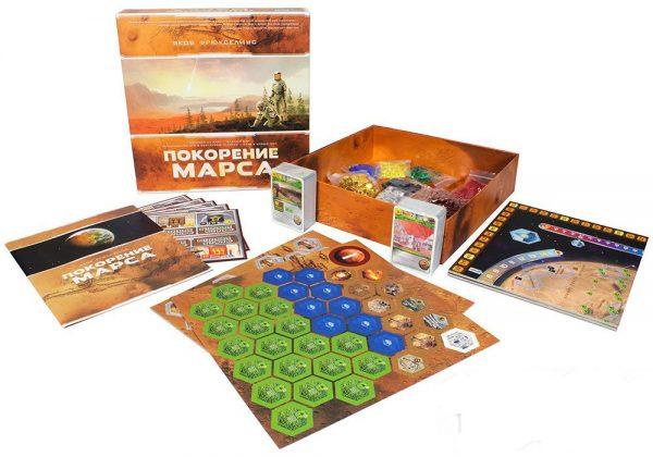 Покорение Марса настольная игра