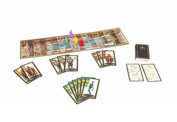 Сумерки Венеции настольная игра