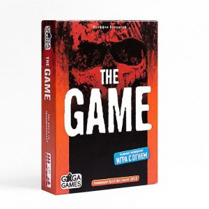 Игра (The Game) настольная игра